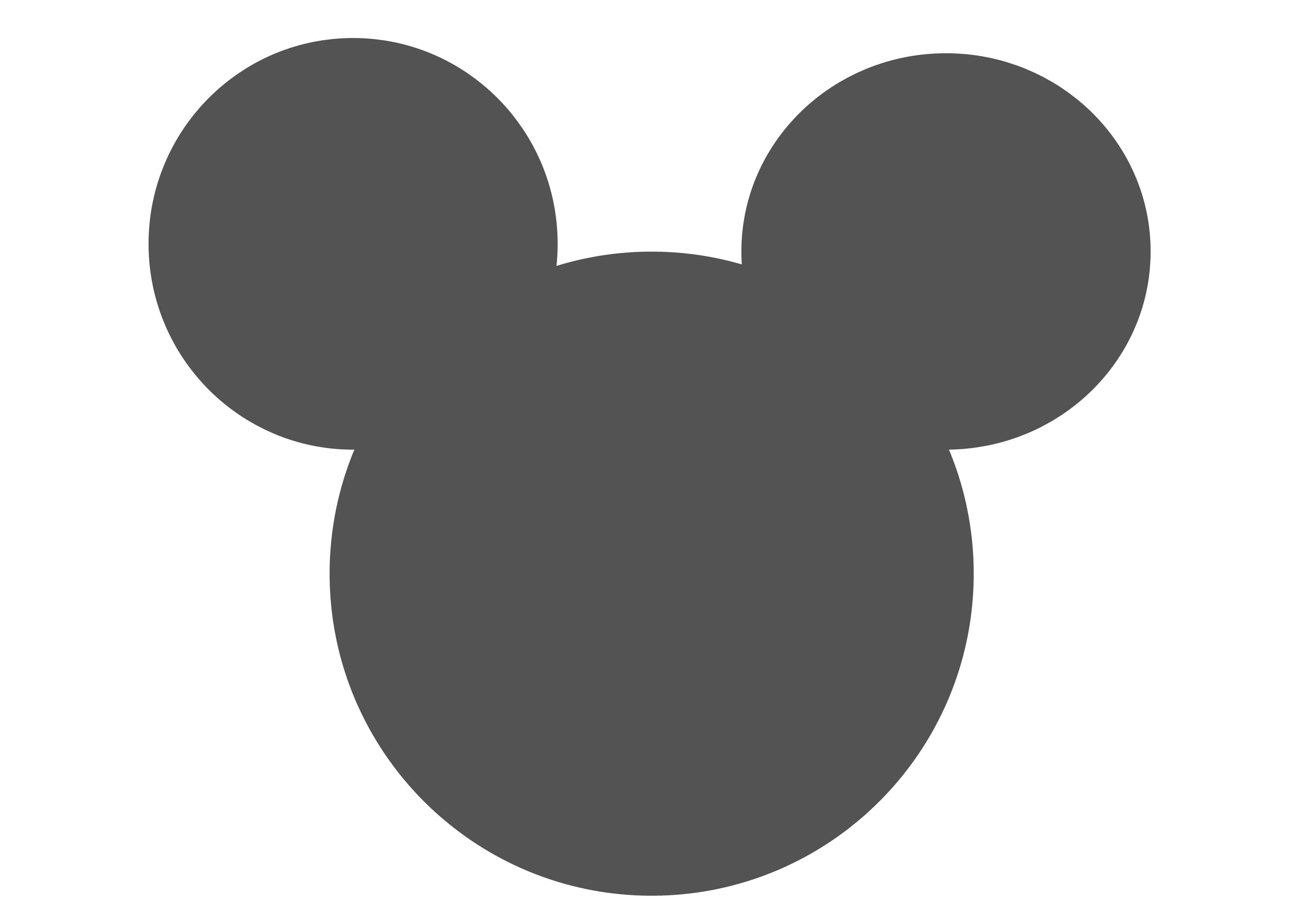 Das Schönheitsgeheimnis Von Micky Und Minnie Mouse – Kreise